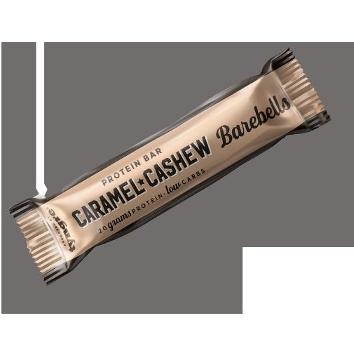 Barebells Caramel Amp Cashew 55g