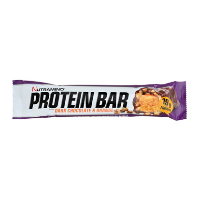 Nutramino Proteinbar Dark Chocolate Amp Orange 64g